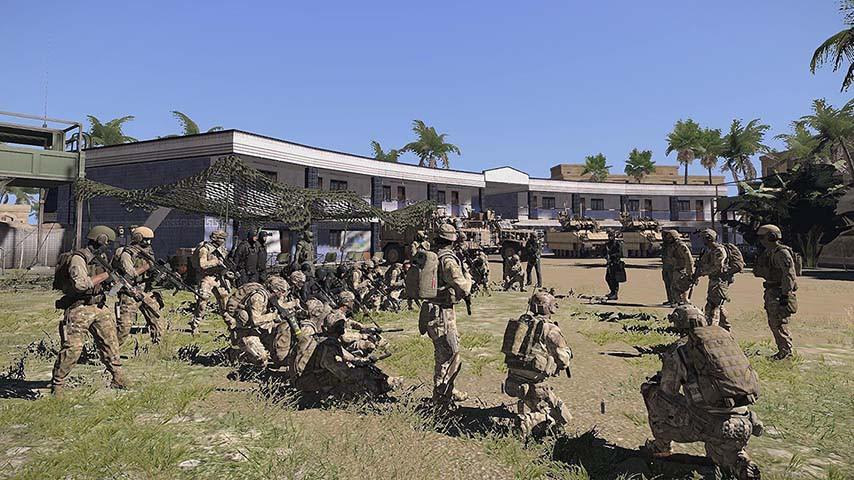 77th JSOC | Arma 3
