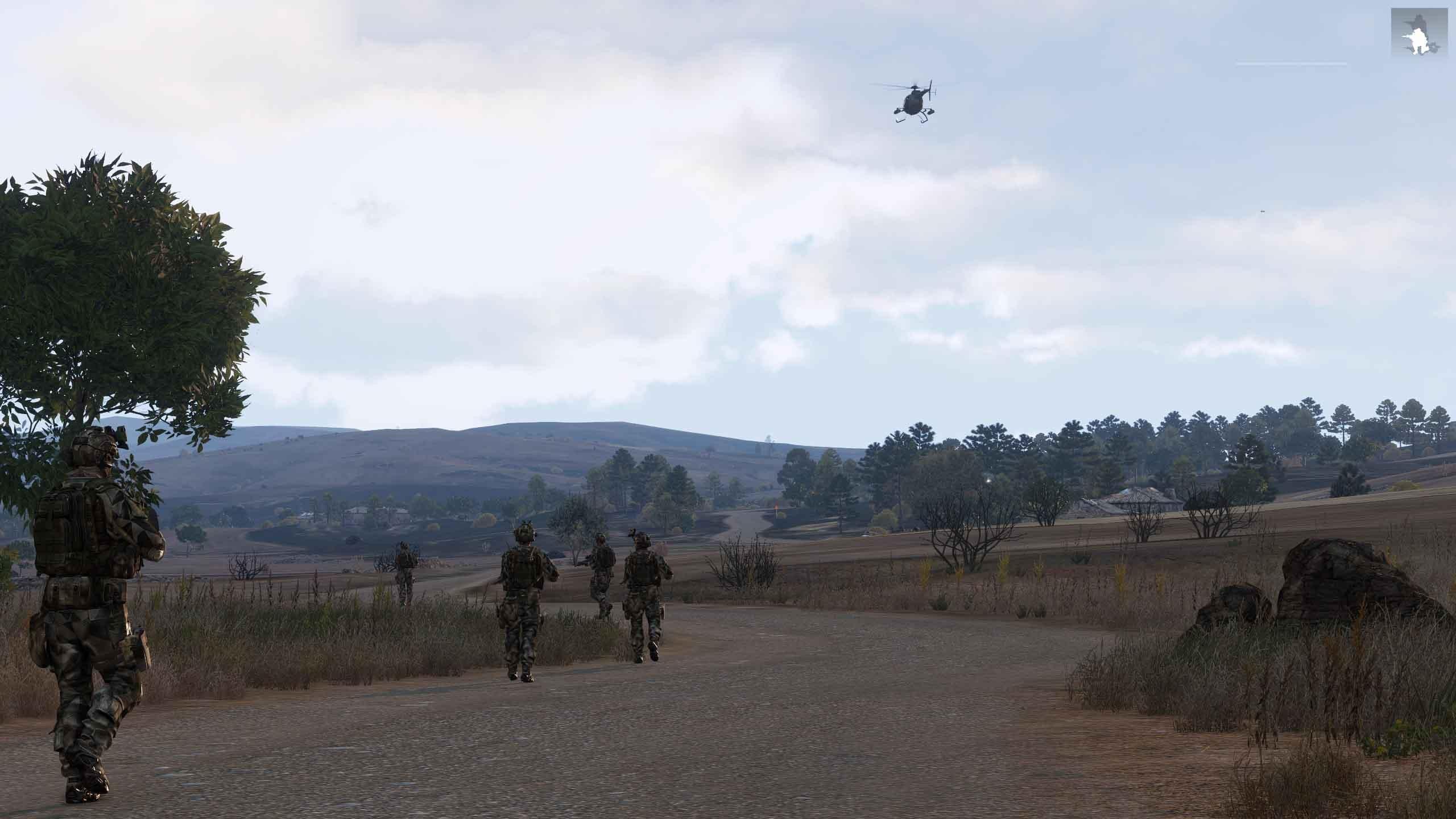 Dynamic Zeus Operations | Arma 3